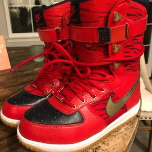 Nike Zoom Force 1 Snowboarding Boots